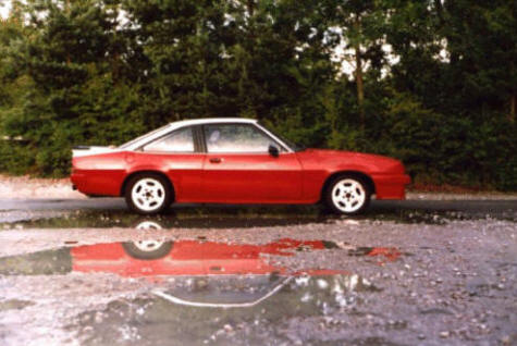 Opel Manta 2.0 coupe